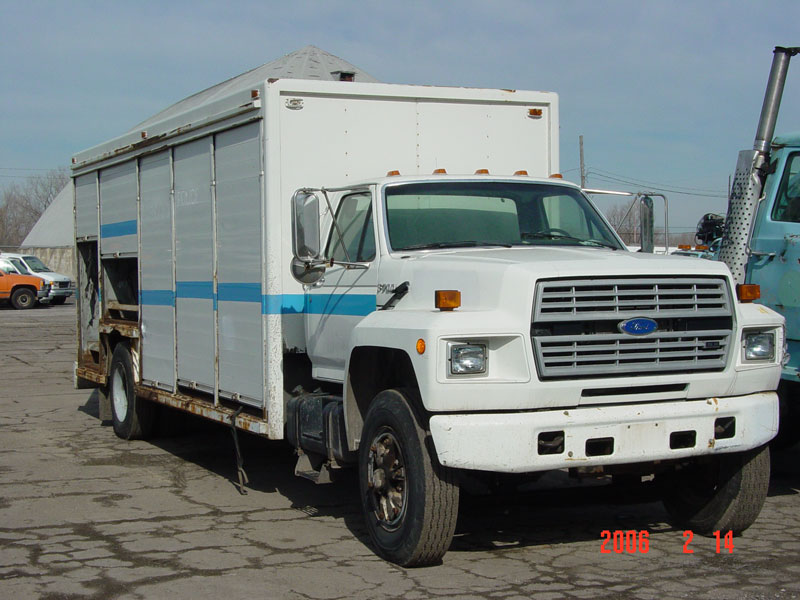 1993 Ford F700 Water Truck – $16,000 | SHEA HEAVY EQUIPMENT