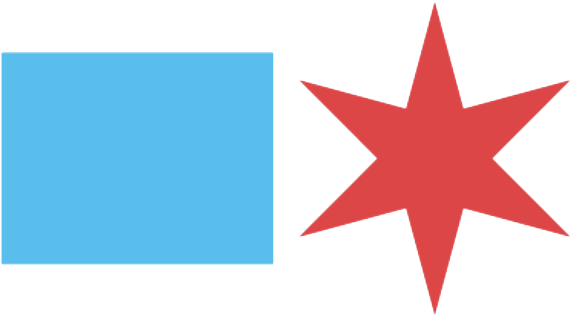 Logo of the City of Chicago