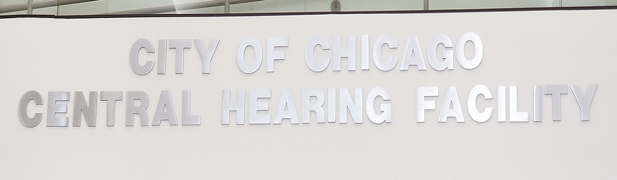 Inside picture of Central Hearing Facility
