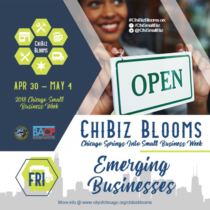 ChiBiz Blooms Infographic - Friday