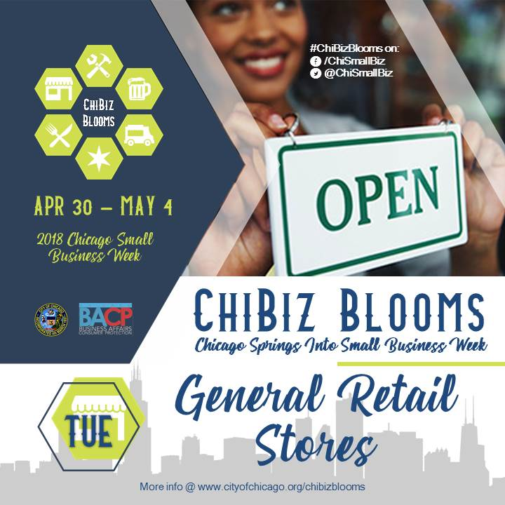 ChiBiz Blooms Infographic - Tuesday
