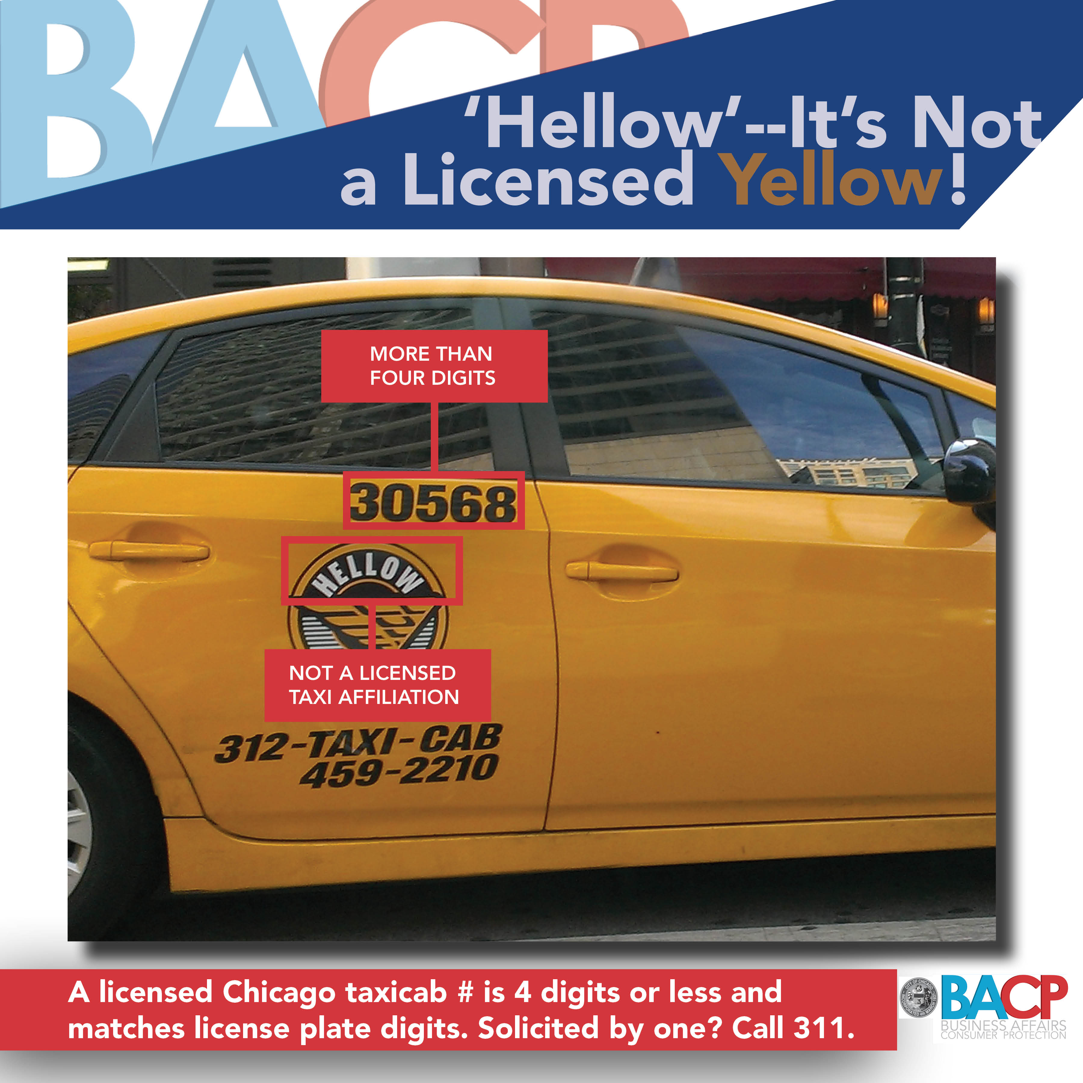 Taxicab Compliance