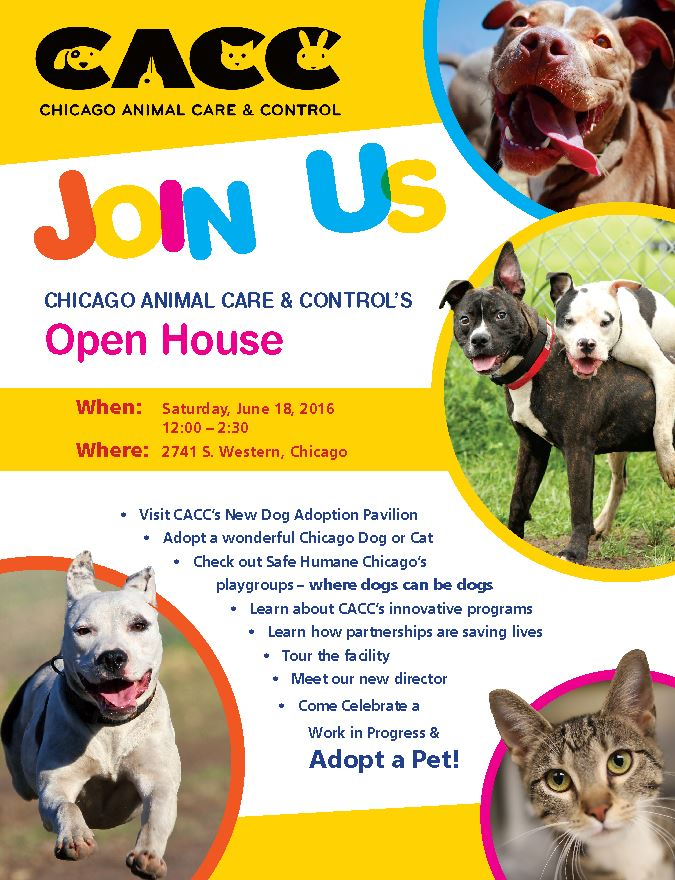 CACC Open House