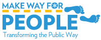 Make Way for People Logo