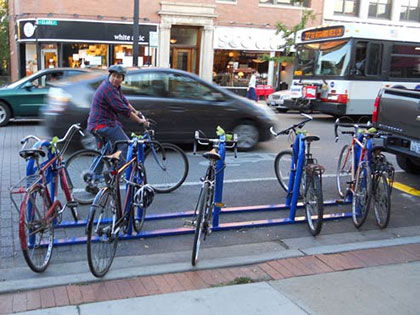 Chicago Bike Corral