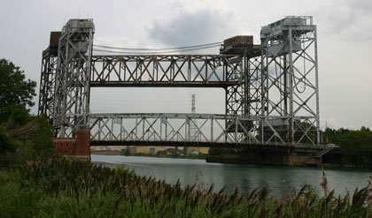 photo of Torrence bridge