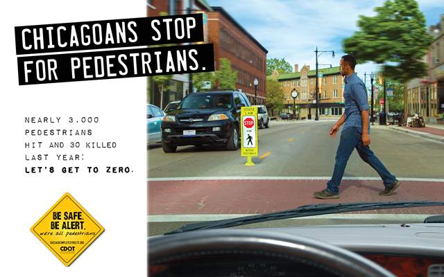 Stop for Pedestrians