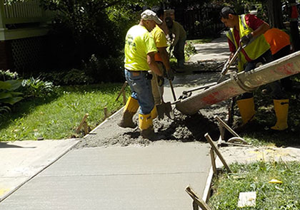 City of Chicago :: Shared Cost Sidewalk Program