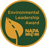 NAPA Environmental Leadership Award