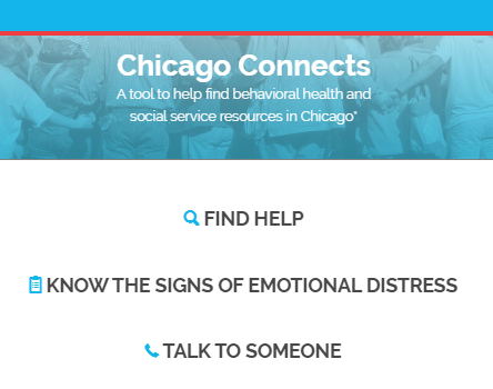 City of Chicago :: Find CDPH Mental Health Services