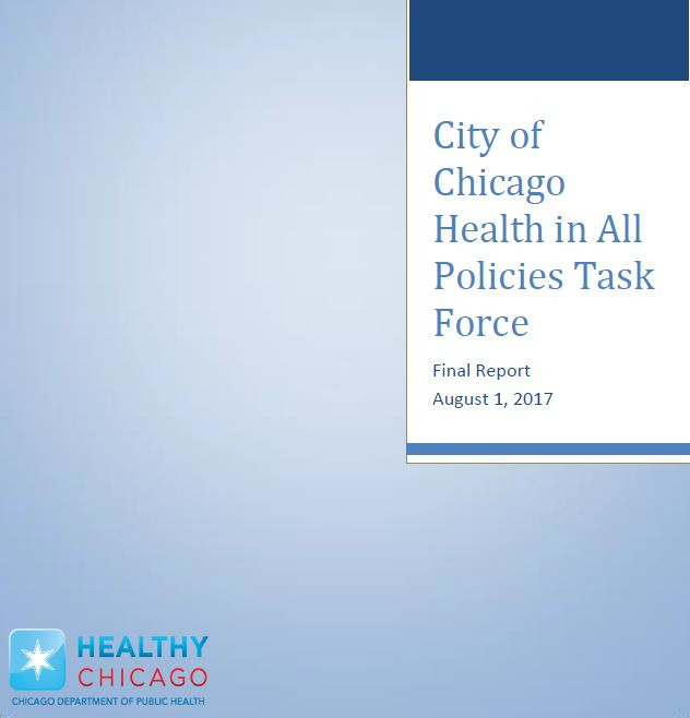 Health in all Policies Task Force