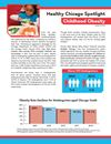 Healthy Chicago - Childhood Obesity