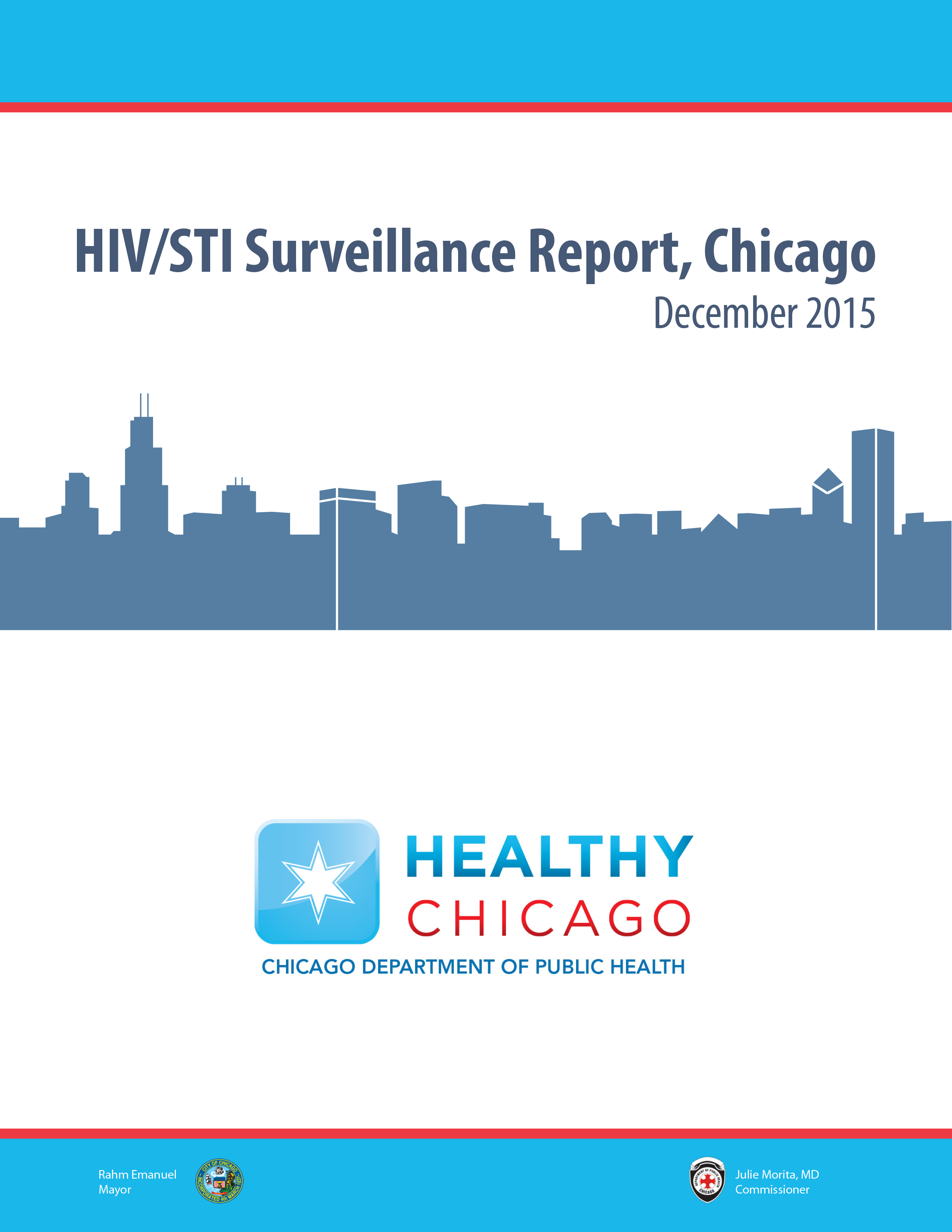 HIV STI Surveillance Report