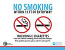 "Download the latest ""No Smoking"" sign here"