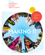 2014 Department of Cultural Affairs And Special Events Annual Report