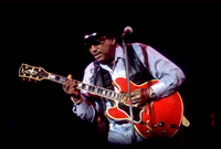 Otis Rush (Photo by: Paul Natkin)