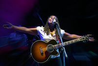 Daily Schedules (Pictured: Ruthie Foster, photo by Riccardo Piccirillo)