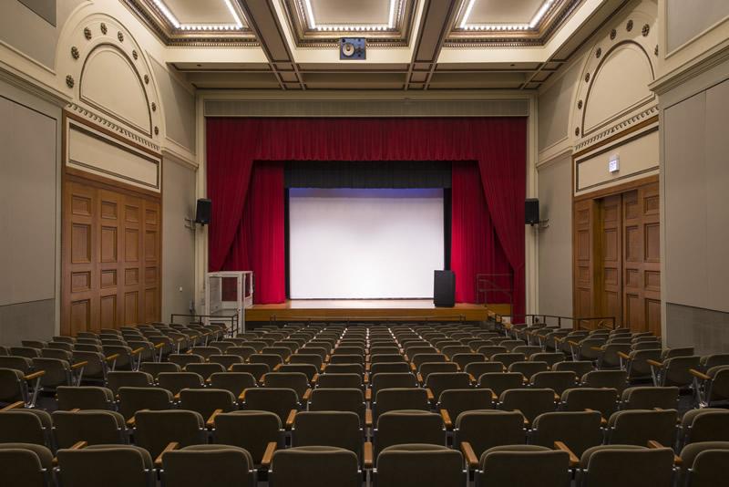 Second Floor Claudia Cidy Theater
