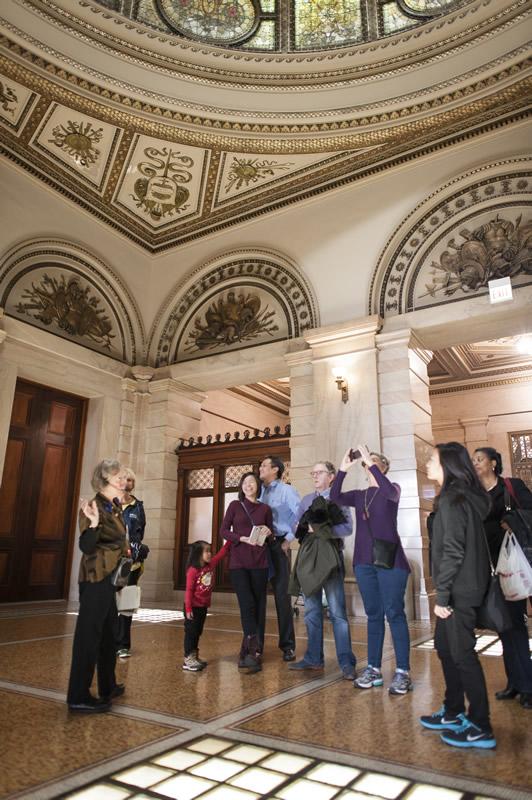 Chicago Cultural Center Building Tours