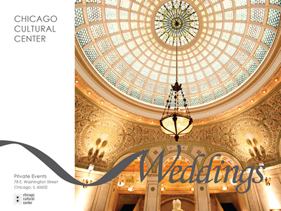 Chicago Cultural Center Wedding Information