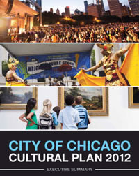 Chicago Cultural Plan Executive Summary 2012
