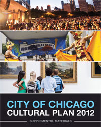 Chicago Cultural Plan Supplemental Materials