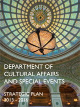 Department of Cultural Affairs and Special Events Strategic Plan 2013-2016 (PDF)