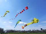 Find out when your favorite event is taking place in 2018 (Chicago Kids and Kites Festival pictured)