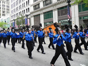 Lincoln Park High School Marching Band