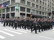 Chicago's Memorial Day Parade