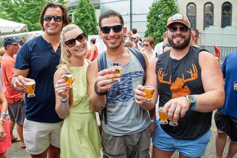 Sheffield Music Festival Garden Walk: City Of Chicago :: Chicago Craft Beer Festival