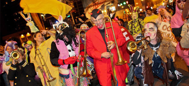 City of Chicago :: Northalsted Halloween Parade