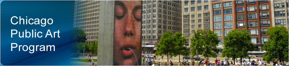 Chicago Public Art Program banner
