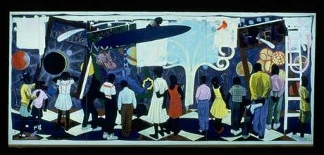 Kerry James Marshall's Knowledge and Wonder