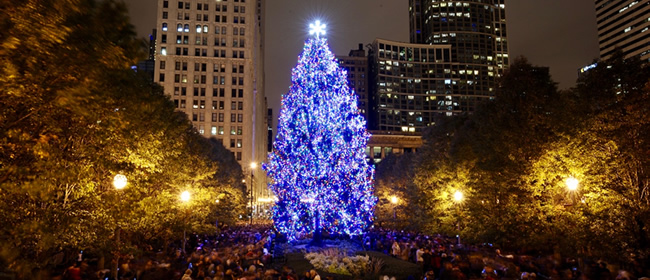 City of Chicago :: Chicago's 104th Christmas Tree Lighting Ceremony