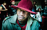 Performer Bios (Jupiter & Okwess pictured)