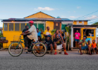 The Garifuna Collective (Photo by Jeremy Lewis)