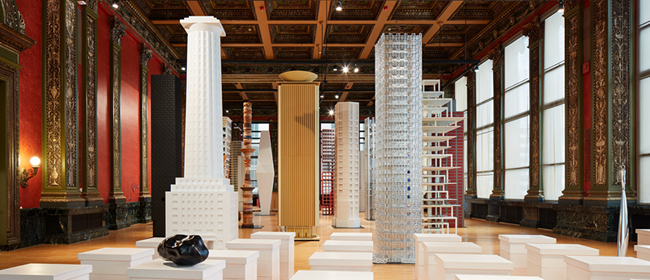Chicago Architecture Biennial (Photo by: Steve Hall)