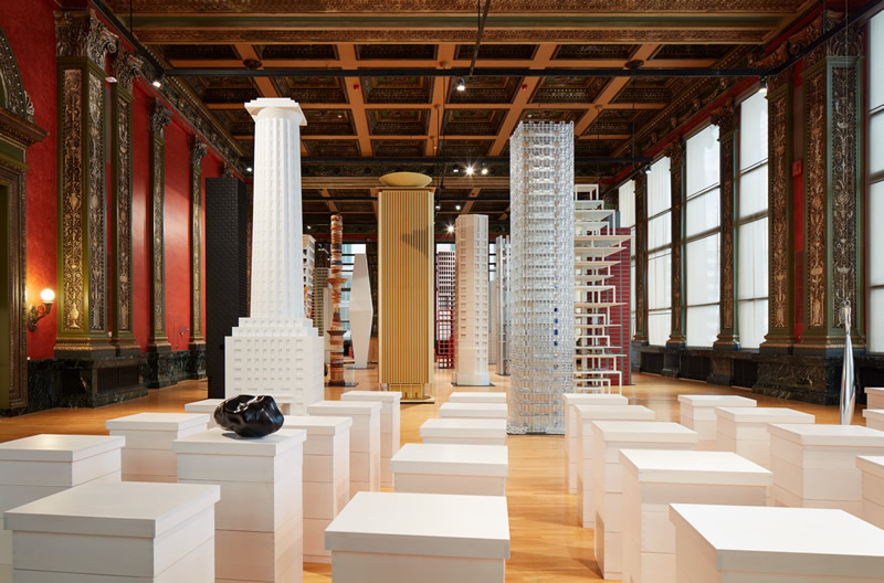 City Of Chicago Chicago Architecture Biennial Make New History
