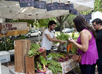 Independent Farmers Markets Reopening