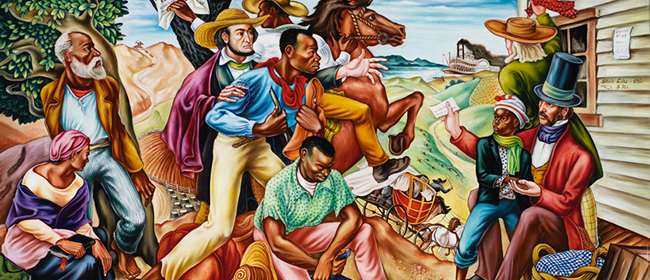 Rising Up: Hale Woodruff's Murals at Talladega College