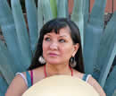 Sandra Cisneros (Photo by © Alan Goldfarb)