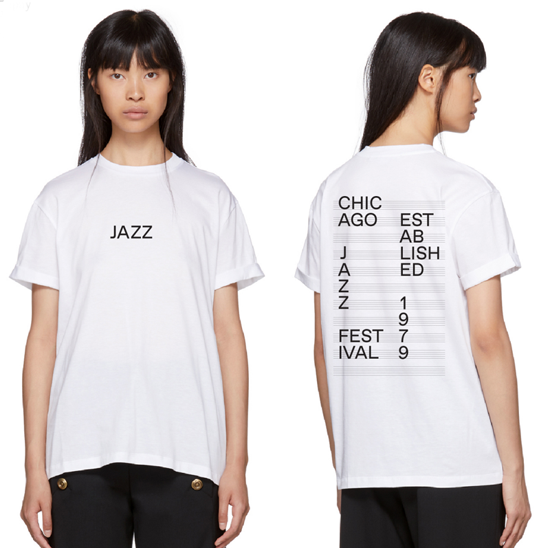 Chicago Jazz Festival T-shirt