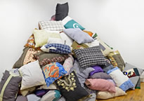 Artists in Residence - Diaz Lewis: 34,000 Pillows