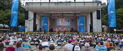Taste of Chicago Concert at the Petrillo Music Shell