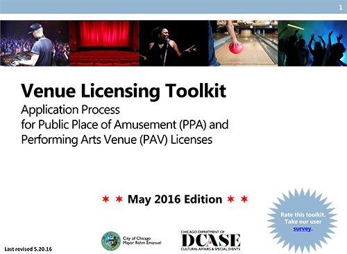 Venue Licensing Toolkit (PDF)