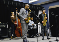 Events & Programs (Jazz Links Jam Sessions pictured)