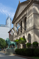 Public Art and the Art Institute of Chicago