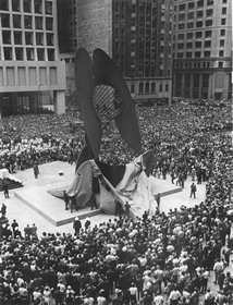 Picasso statue unveiled at Daley Plaza
