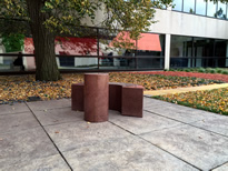 University of Chicago From Spaces to Places: Public Art Walking Tour